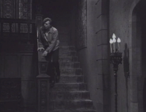 217 dark shadows stairs willie collinwood