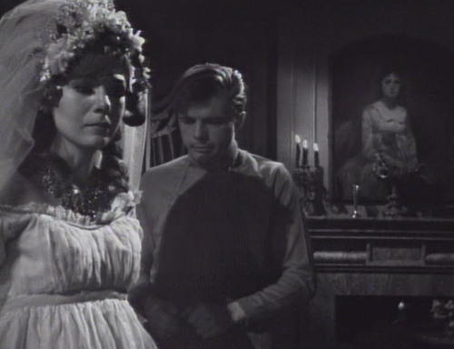 250 dark shadows here comes the bride