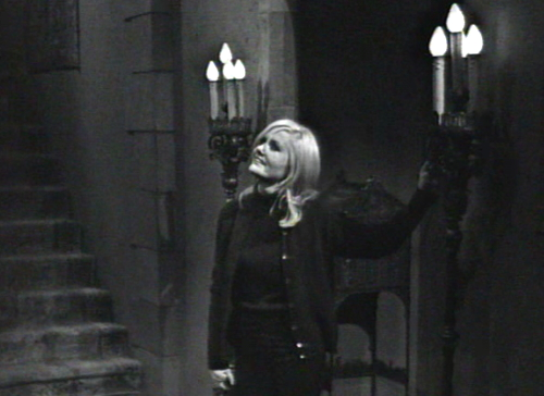 252 dark shadows foyer drunk