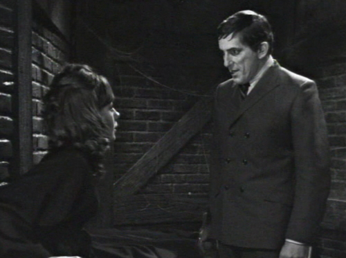 Episode 253 alive and someplace dark shadows every day for Farcical plot