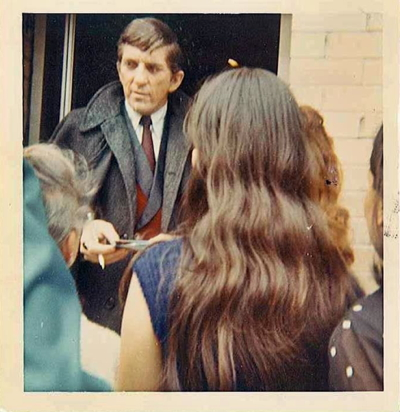 dark shadows jonathan frid studio