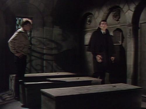 310 dark shadows willie barnabas mausoleum