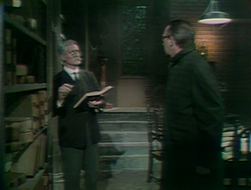 337 dark shadows caretaker woodard surprise