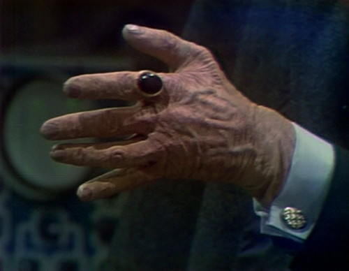 347 dark shadows barnabas old hand