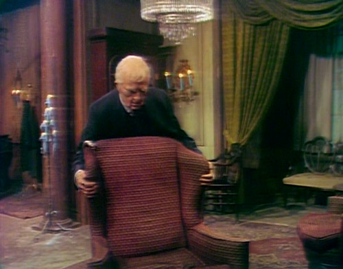 349 dark shadows barnabas chair