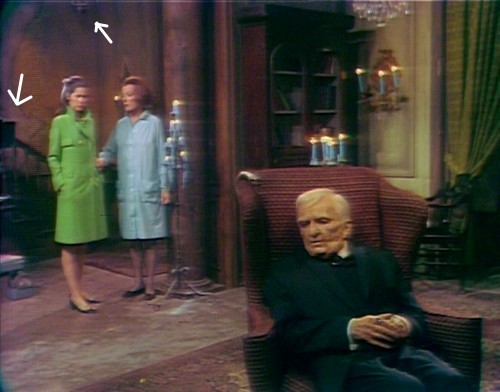 349 dark shadows blooper camera