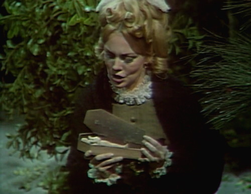 392 dark shadows coffin angelique