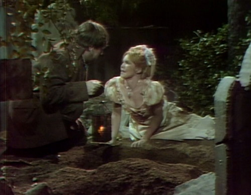 397 dark shadows grave ben angelique