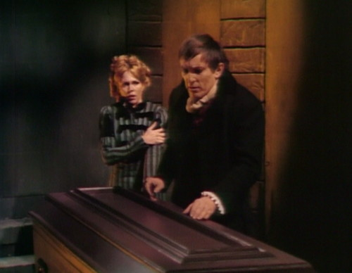 411 dark shadows coffin angelique barnabas