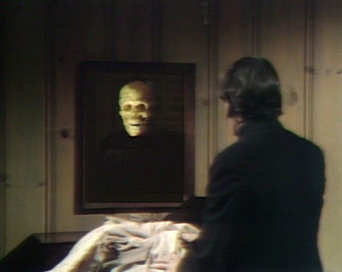 438 dark shadows chromakey trask skull