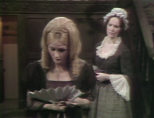 443 dark shadows note millicent maid