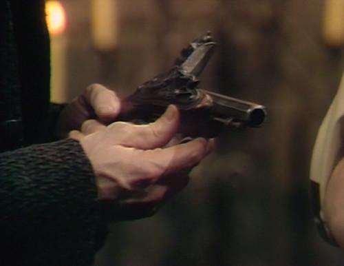 454 dark shadows gun peter vicki