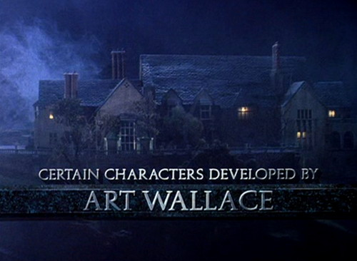 1991 dark shadows art wallace