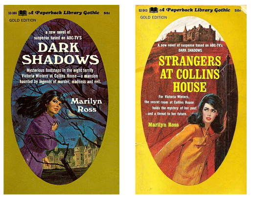 dark shadows victoria winters books
