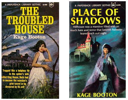 paperback gothic