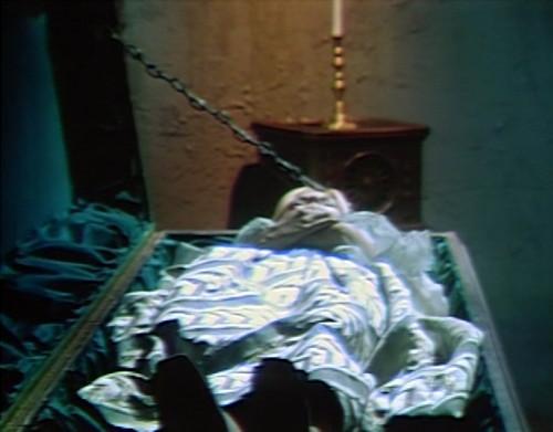 563 dark shadows coffin blanket