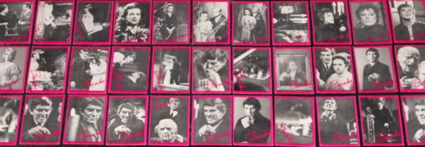 574 dark shadows gum cards red