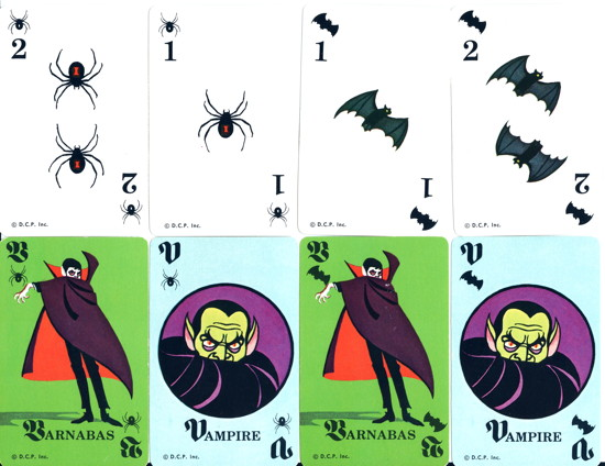 585 dark shadows game cards
