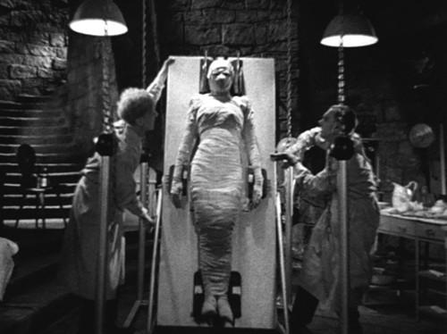 591 bride frankenstein casting