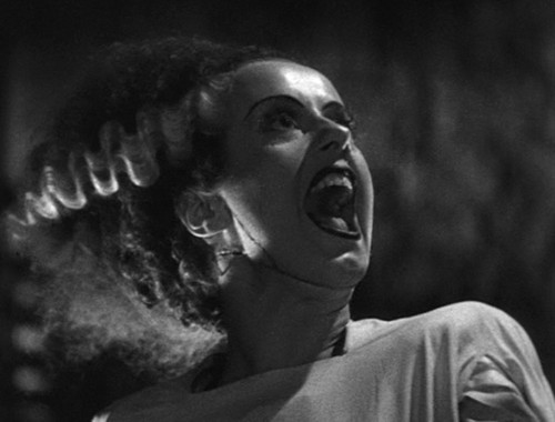 591 bride frankenstein scream