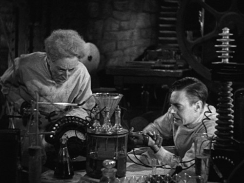 591 bride frankenstein writer's room