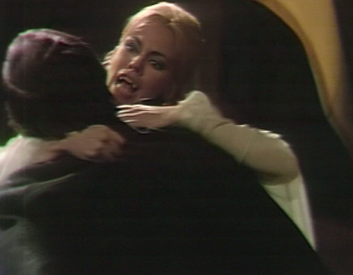 606 dark shadows angelique barnabas vampire bite
