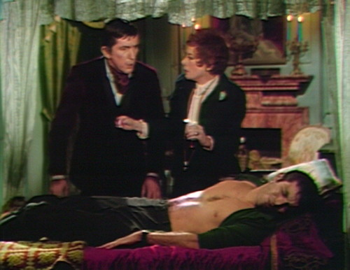 607 dark shadows barnabas julia joe ritual