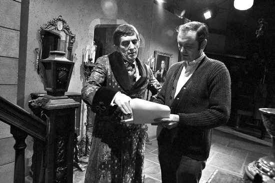 612 dark shadows jonathan frid bob costello 1969