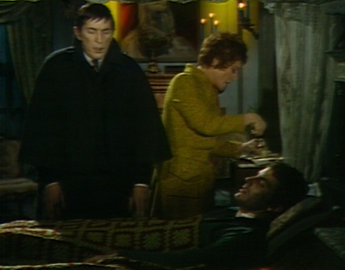 613 dark shadows barnabas julia medicine
