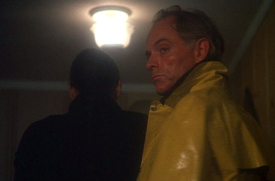 1991 dark shadows patterson raincoat
