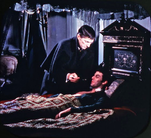 629 dark shadows barnabas joe poison