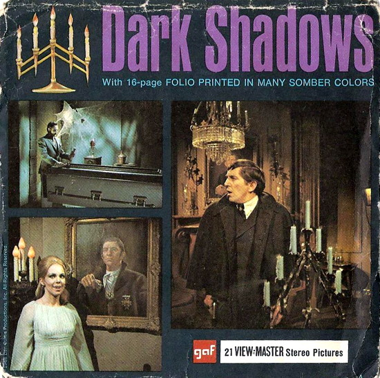 629 dark shadows view-master packet