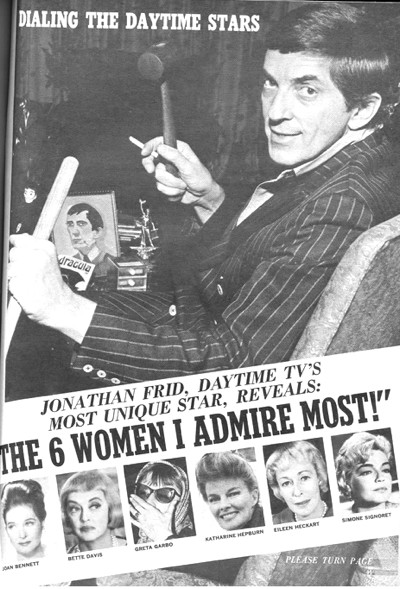 638 dark shadows jonathan frid 6 women