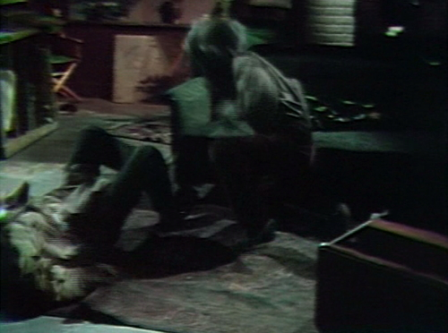 654 dark shadows joe werewolf attack 2