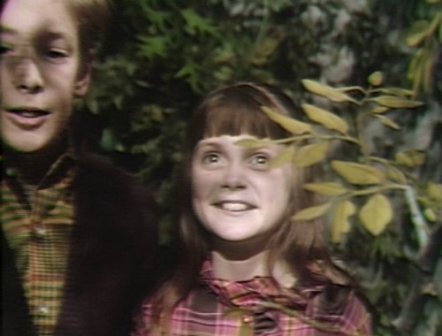 656 dark shadows david amy smiling