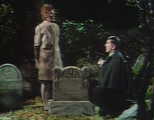 661 dark shadows julia barnabas grave