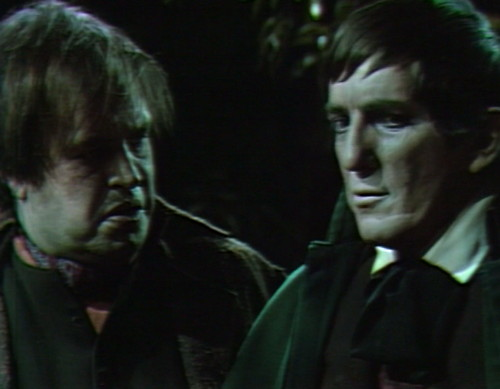 662 dark shadows ben barnabas plotting