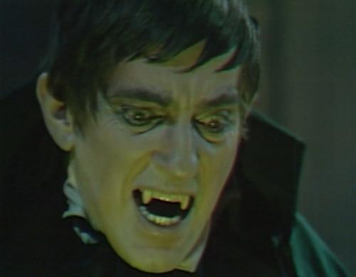 663 dark shadows barnabas mouth open