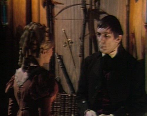 664 dark shadows angelique barnabas fun