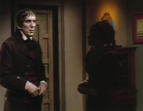 664 dark shadows barnabas angelique teleprompter