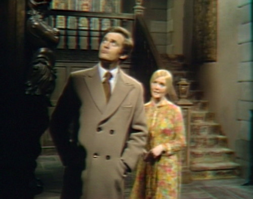 687 dark shadows ned carolyn clock