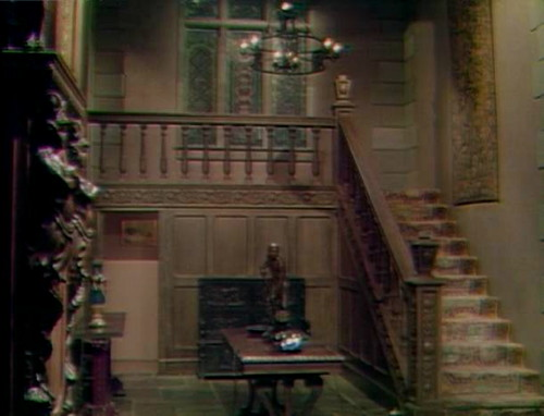 695 dark shadows foyer