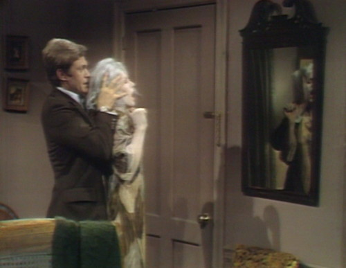 698 dark shadows ned sabrina mirror