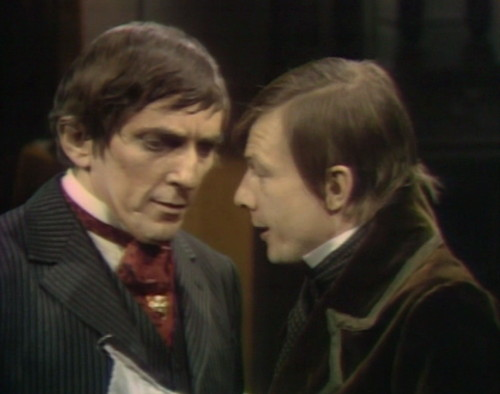 706 dark shadows barnabas carl laugh