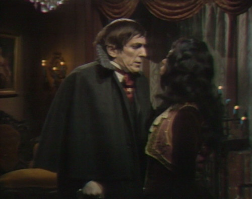 706 dark shadows barnabas magda shouting