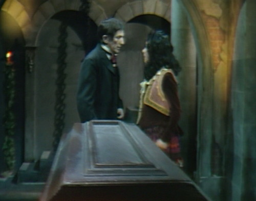 713 dark shadows barnabas magda briefing