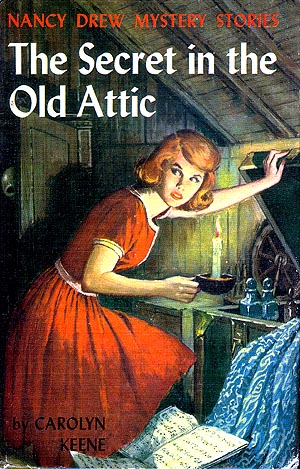 715 nancy drew the secret in the attic