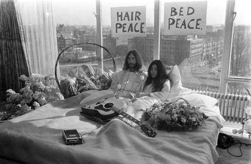 716 bed-in for peace