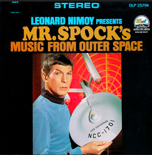 719 mr spock music from outer space