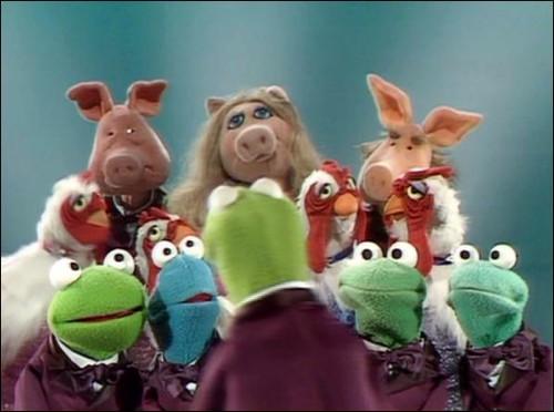 721 miss piggy muppet glee club